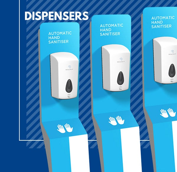 Shop Our Selection Of  Hand Dispensers - 14 Day lead Time - Call us today and Order Today.